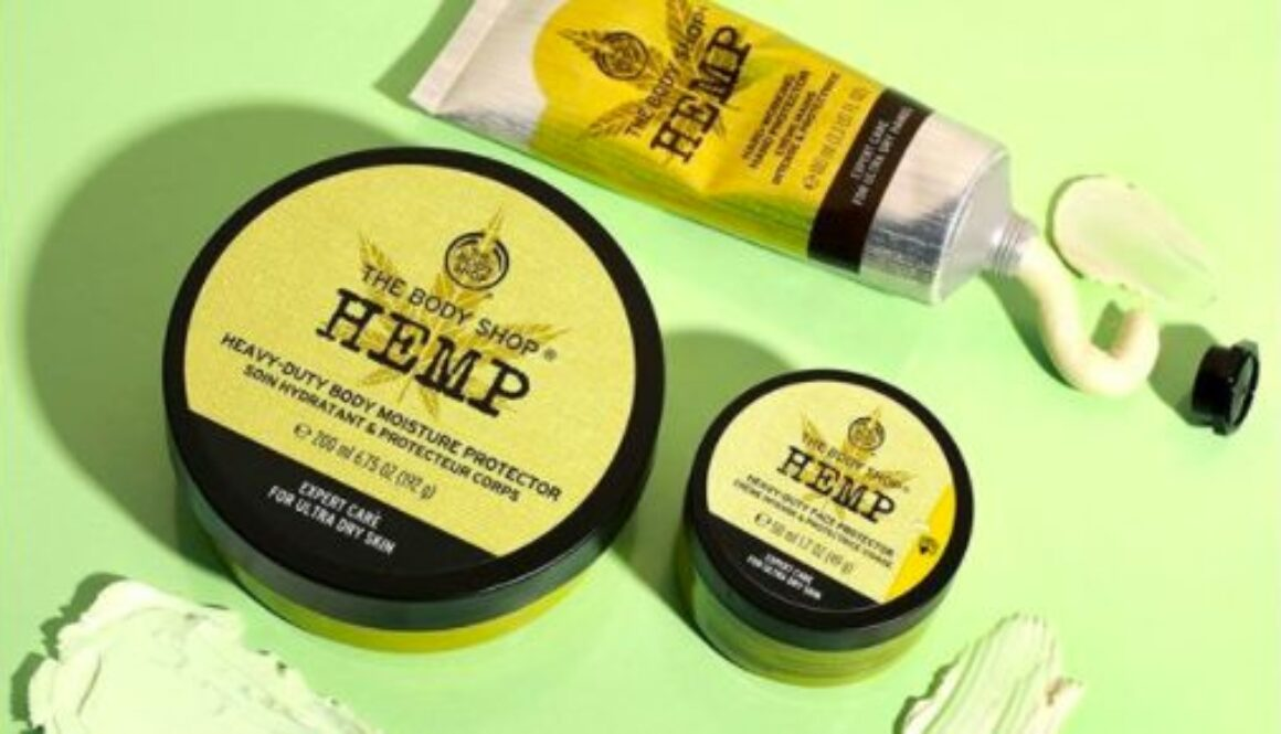CBD And Cannabis Beauty Products To Try At Home