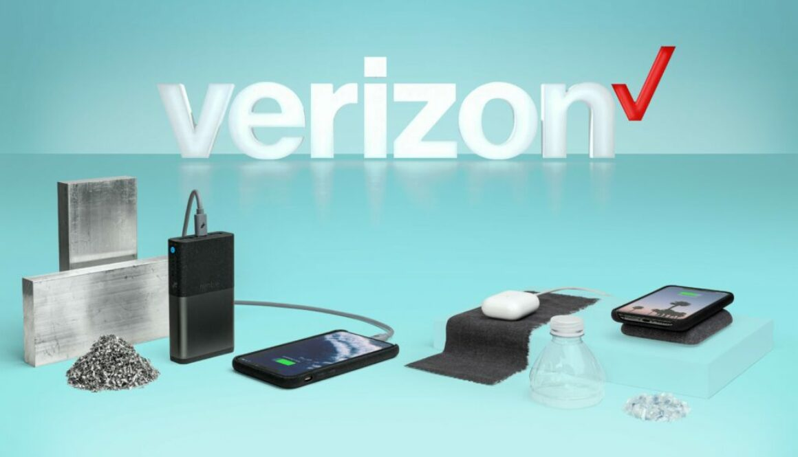 Verizon Now Selling Nimble Accessories In Stores and Online as Part of New Eco-Friendly Initiative