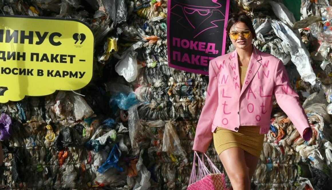 Fashion is one of the most polluting industries in the world. Amid the coronavirus pandemic, designers and other industry leaders are finally reckoning with that.