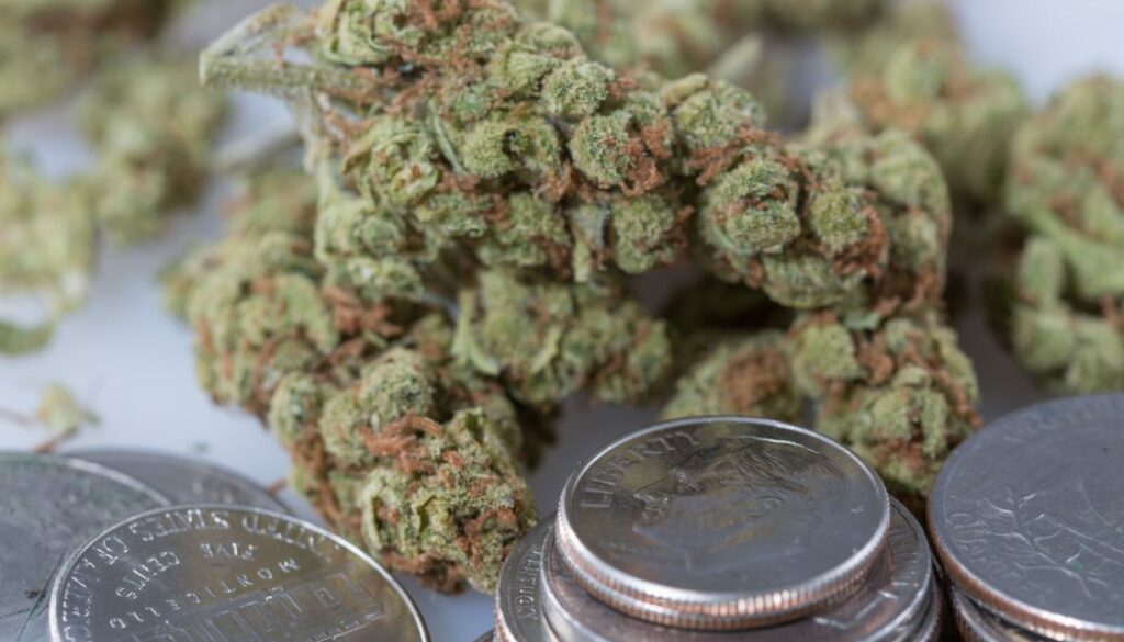 Variety Of Banks Reporting Cannabis Business Clients Declines, Federal Report Reveals